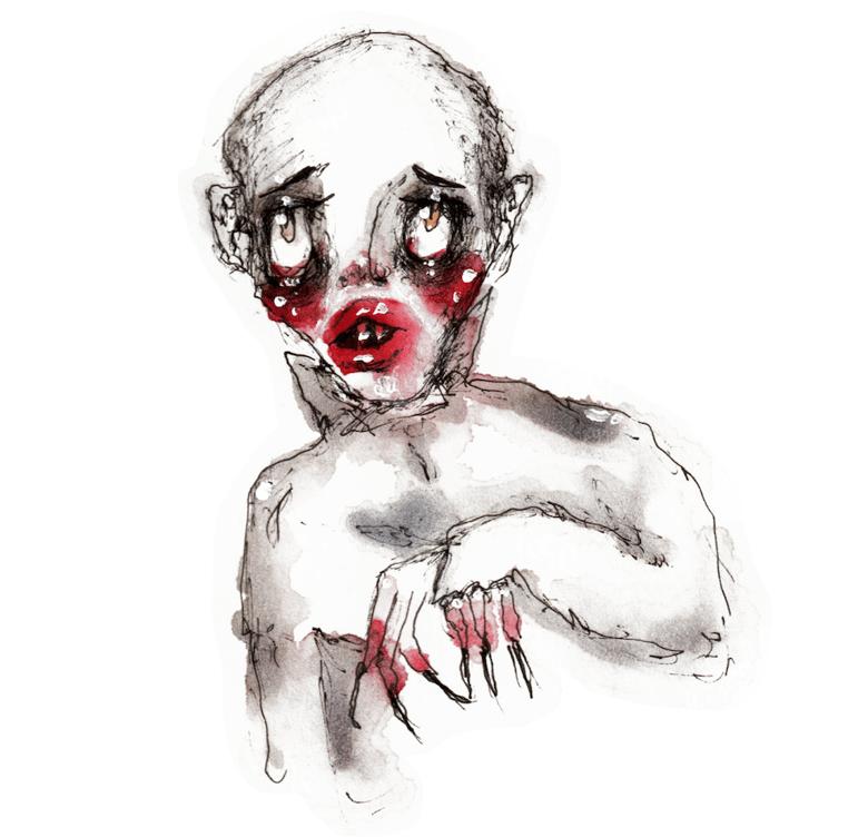 Image of Nosferatu print