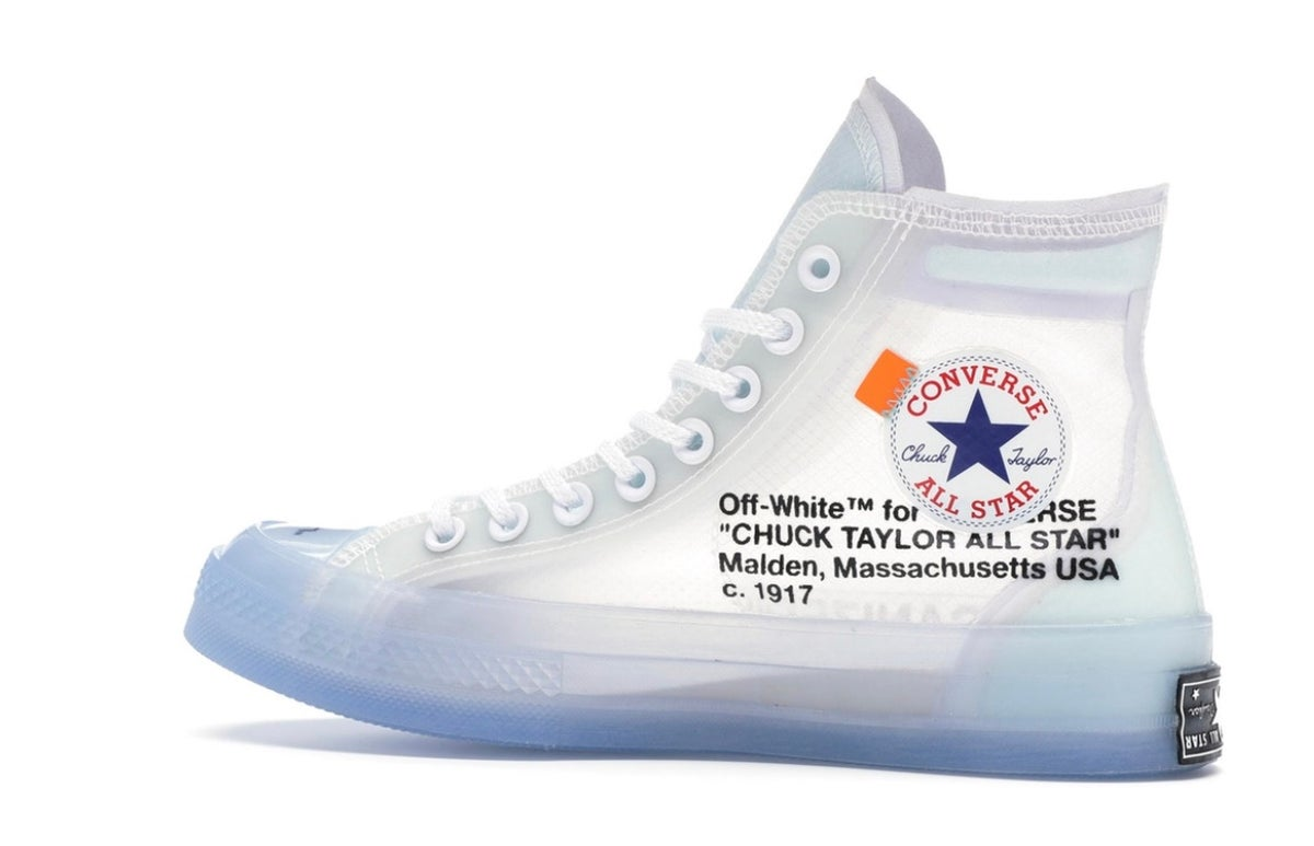 Converse Chuck Taylor All-Star 70 Off White Hi Top