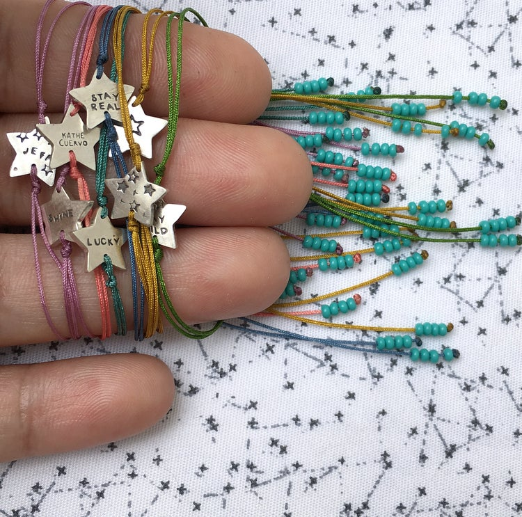 Image of star bracelet
