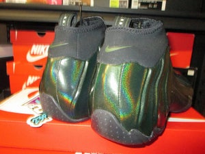 "Image of Air Flightposite ""Legion Green"""