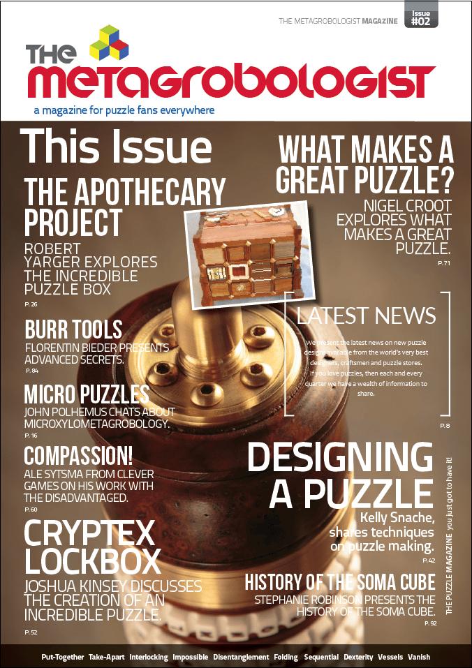 Image of TheMetagrobologist Magazine: Issue 2