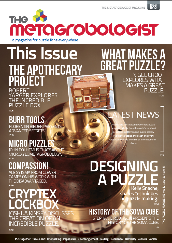 Image of TheMetagrobologist Magazine: Issue 2