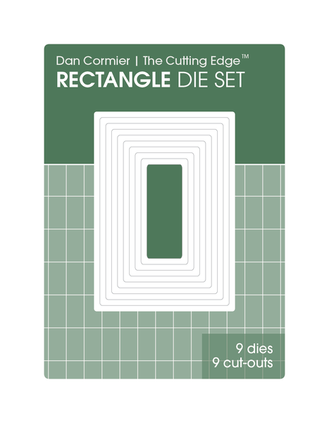 Image of Rectangle Die Set