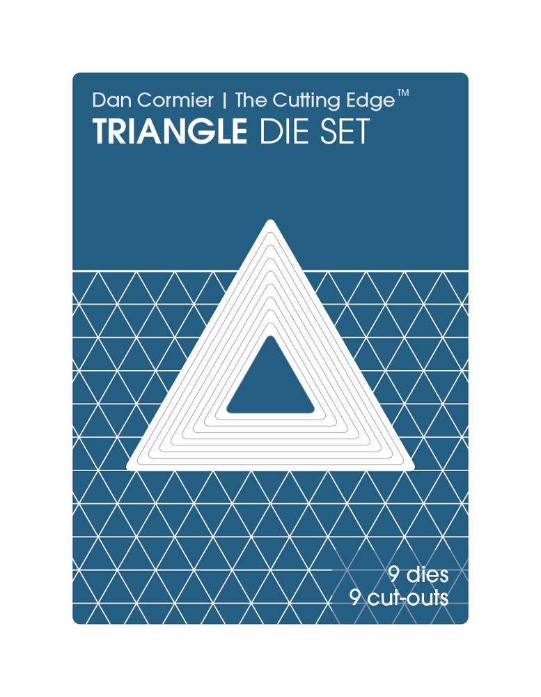 Image of Triangle Die Set