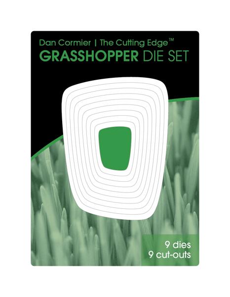 Image of Grasshopper Die Set