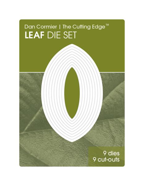 Image of Leaf Die Set