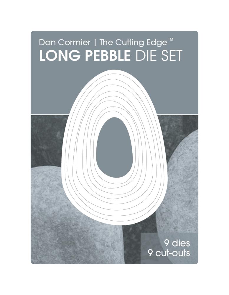 Image of Long Pebble Die Set