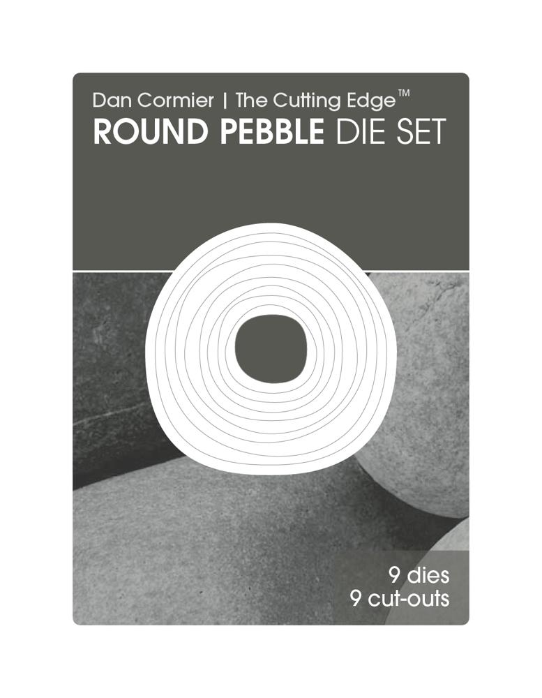 Image of Round Pebble Die Set