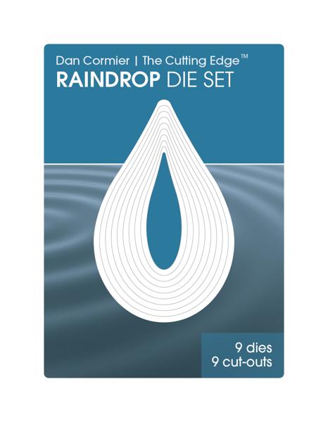 Image of Raindrop Die Set