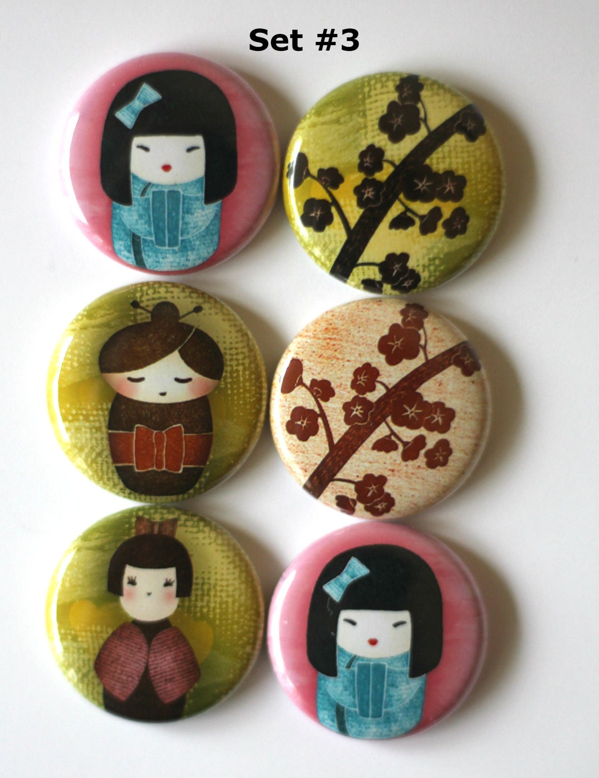 Image of Kokeshi Dolls