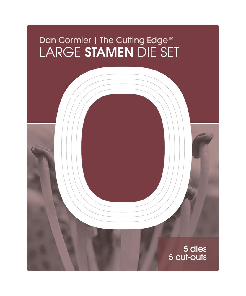 Image of Stamen Die Set : LARGE