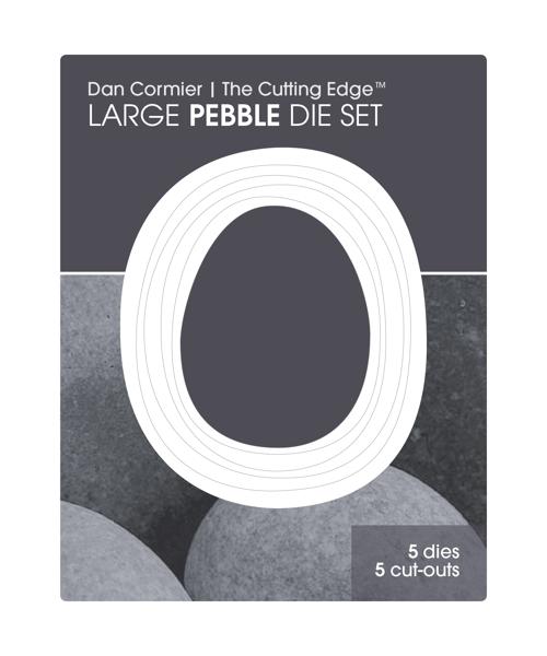 Image of Pebble Die Set : LARGE