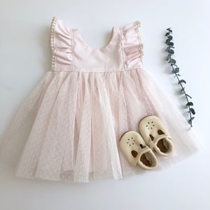 Image of Special occasion dress in blush
