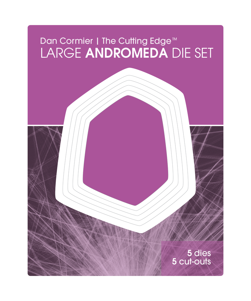 Image of Andromeda Die Set : LARGE