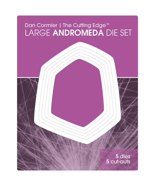 Image of Andromeda Die Set : LARGE
