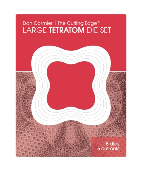 Image of Tetratom Die Set : LARGE