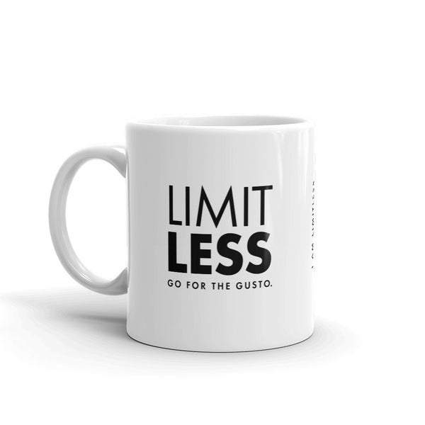 Image of Limit Less Mug