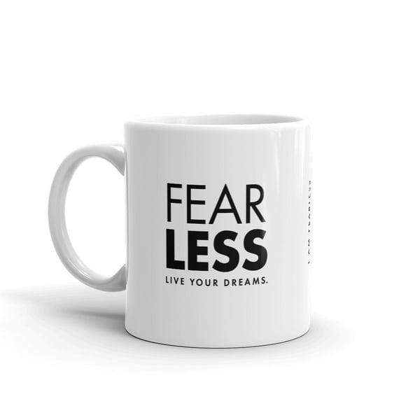 Image of Fear Less Mug