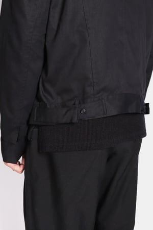 Image of IMMENSE - 雙口袋休閒夾克 (黑)