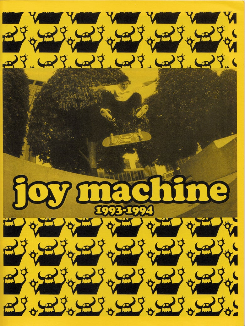 Image of JOY MACHINE: 1993-1994