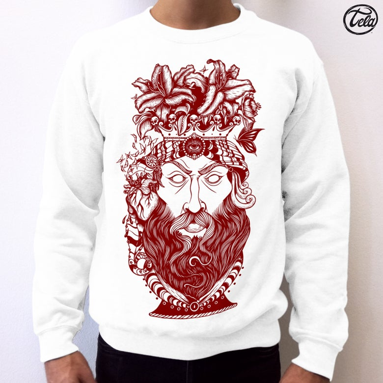 Image of Testa di Moro Blood Crewneck