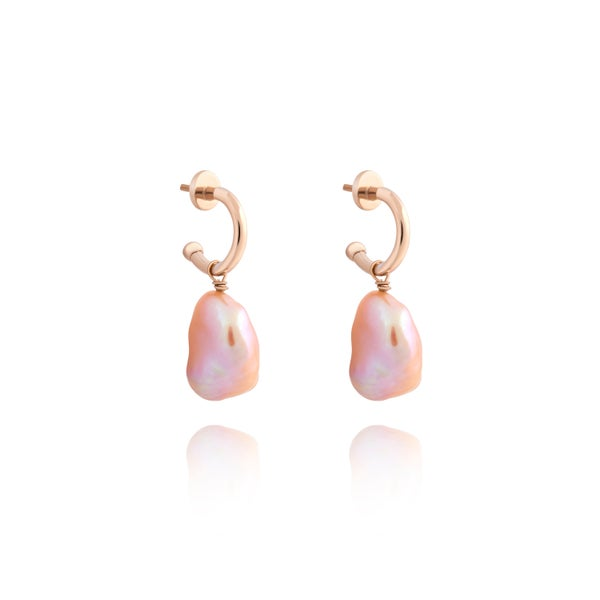 Image of Anya Earring Rose Gold