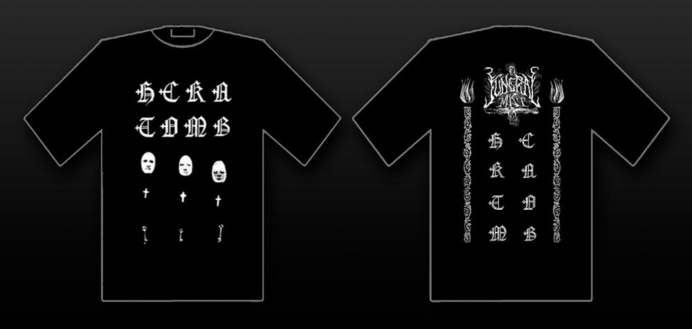 Image of Funeral Mist - Hekatomb (black)