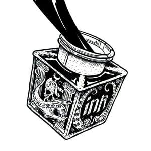 Image of Tempesta d'inchiostro