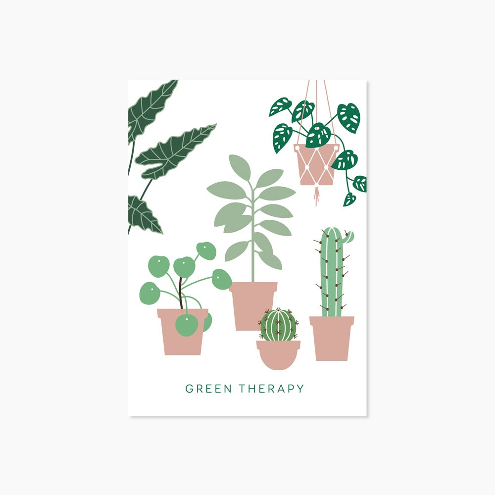 Image of Carte Green therapy