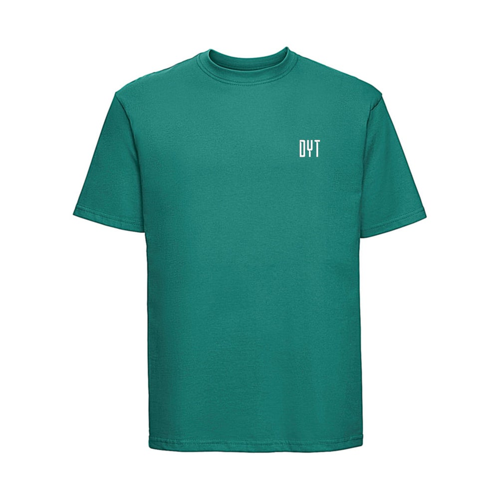 Image of DYT Green Emerald T-Shirt