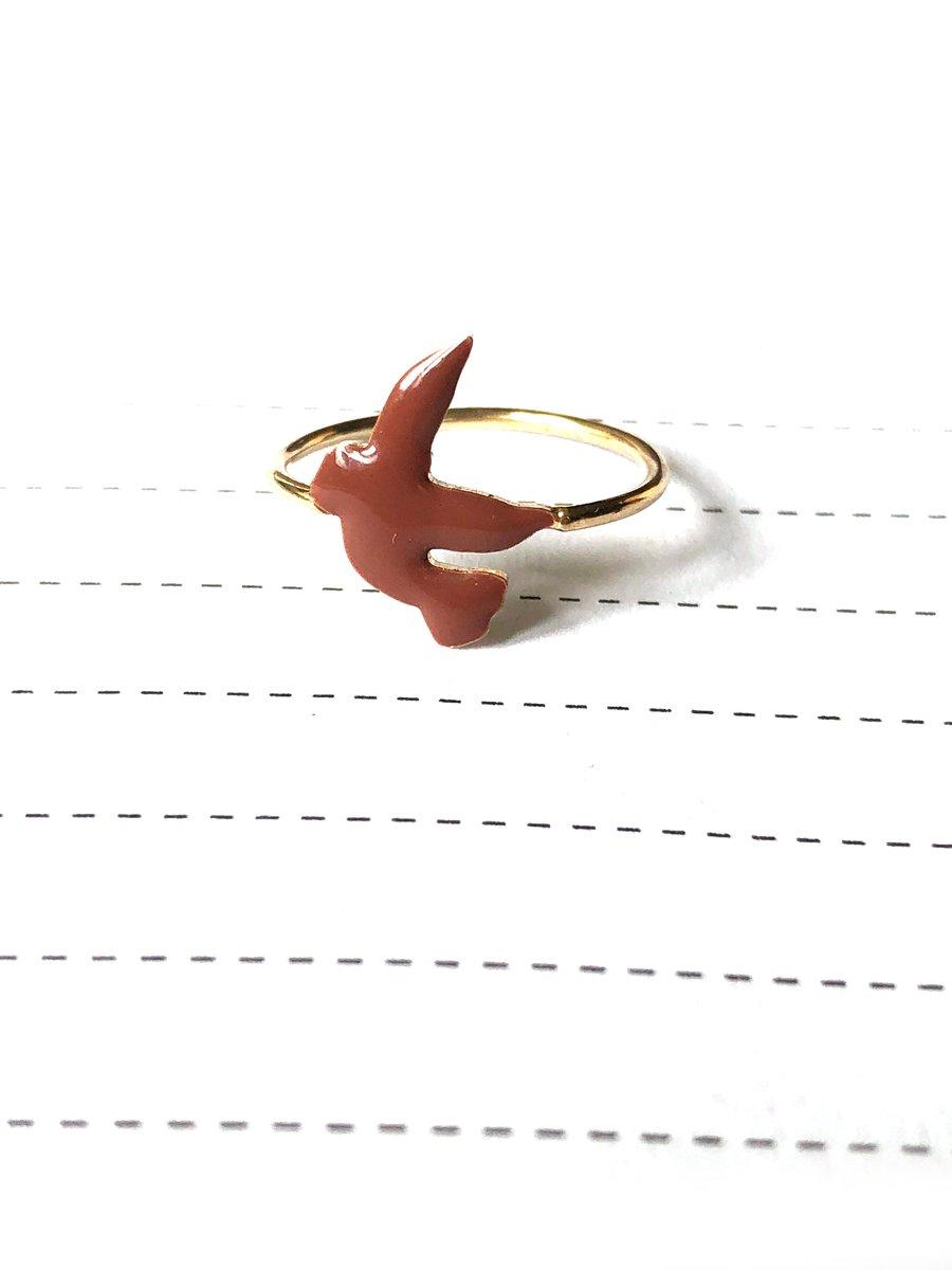 Image of Mini bague de phallange