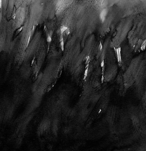 'Wuthering Heights' Print / Top Withens / A3