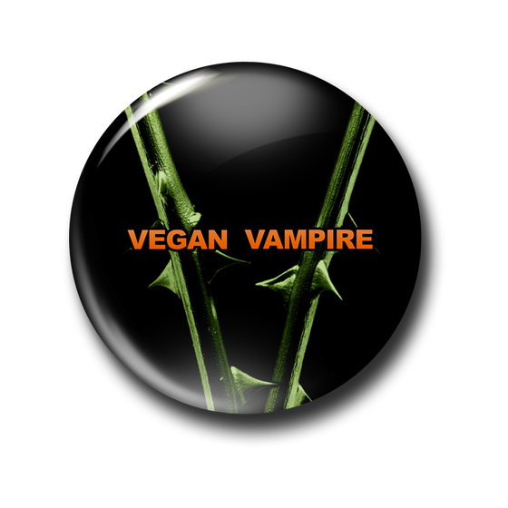 Image of Type Vegan : Button