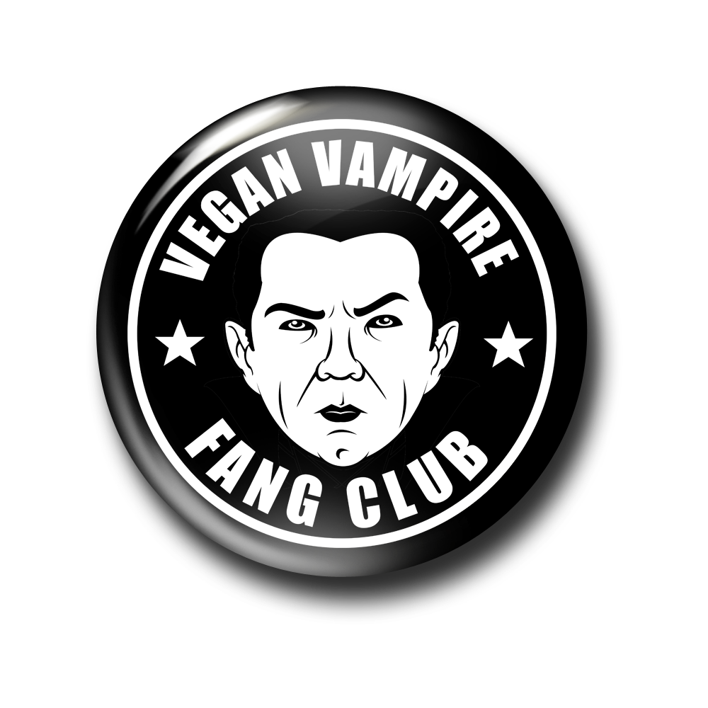 Image of Fang Club 1 : Button