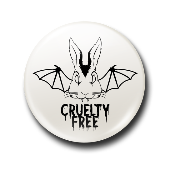 Image of Cruelty Free : Button