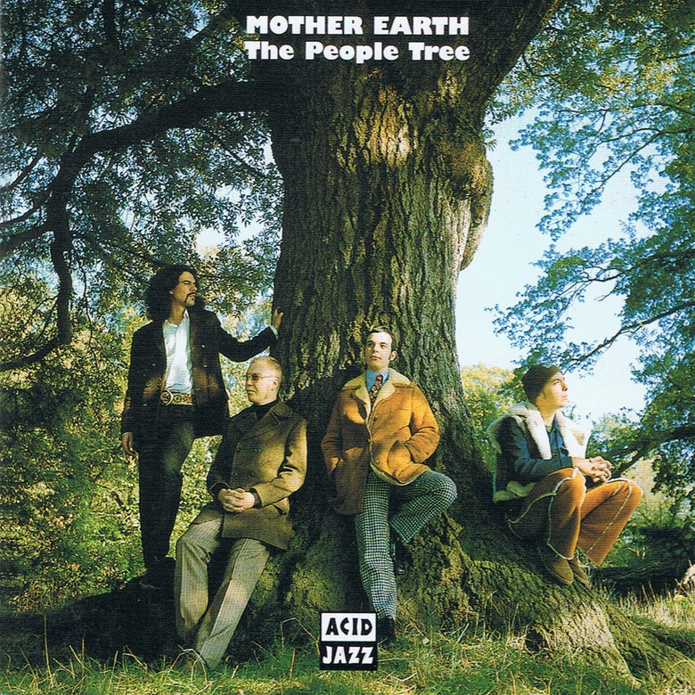 Image of Mother Earth 'People Tree' 25th Anniversary Green Vinyl Edition