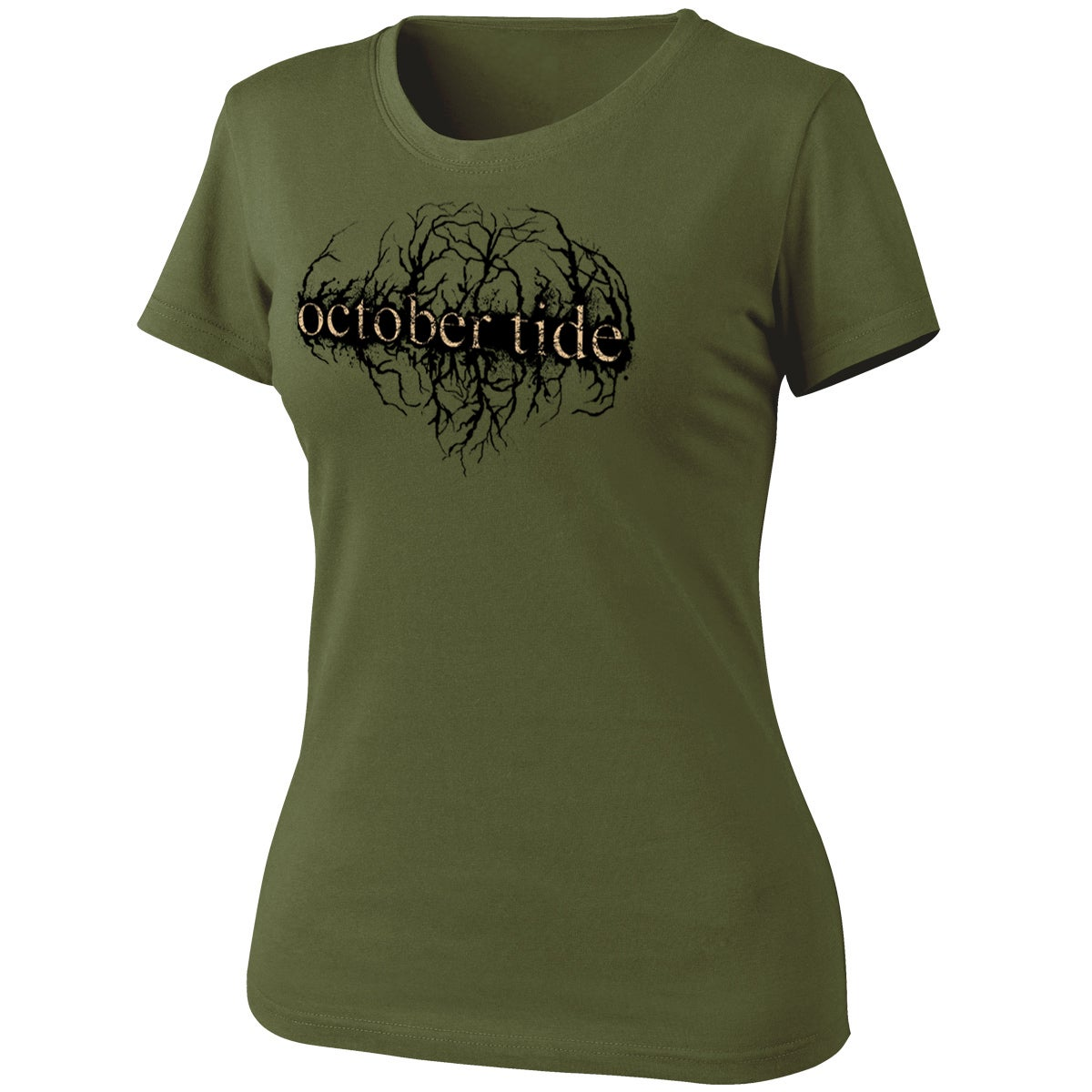 Image of Old/new logo T-shirt (female)
