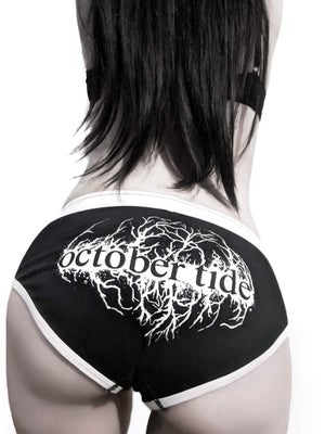 Image of Old/new logo underwear (female)