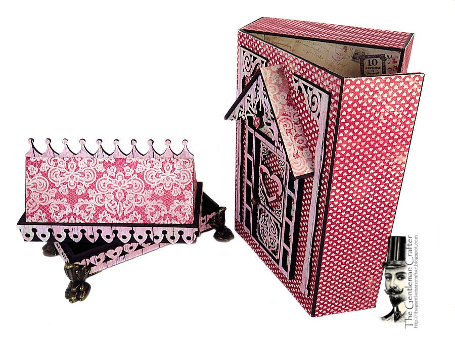 Image of Valentine Victorian - Thin House Mini