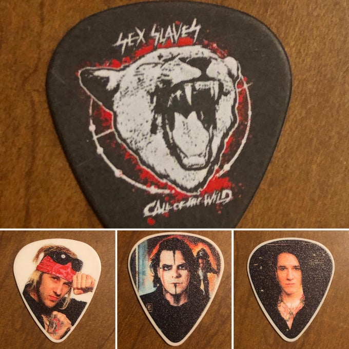 Image of 2019 GUITAR PICK SET