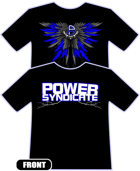 "Image of Power Syndicate ""Wicked"" Shirt"