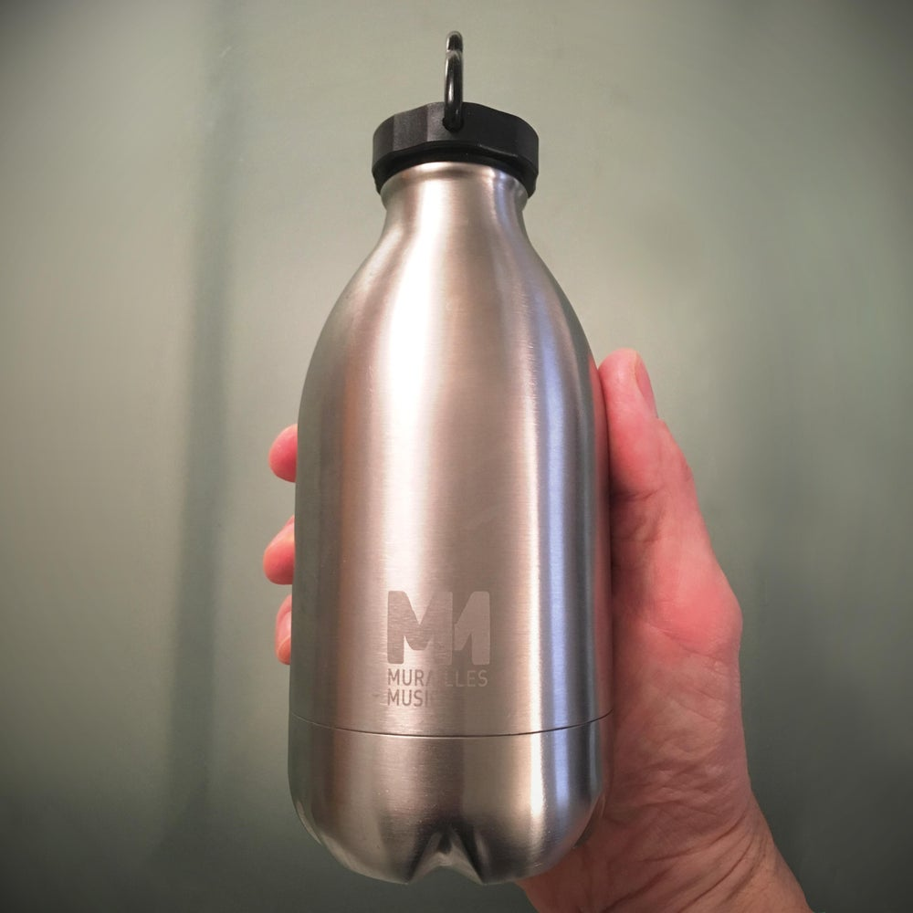 Image of Gourde MM 'daily' inox 450 ml
