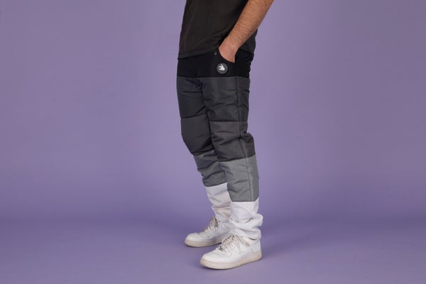 Image of Gradient Puffer Pants