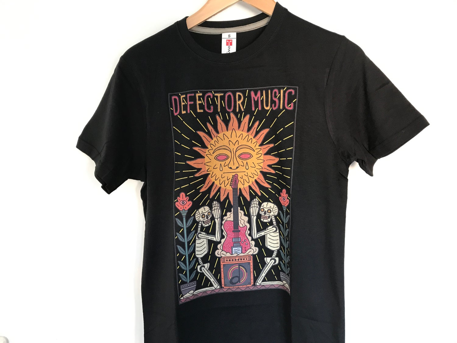 Image of Defector Music Official T-shirt