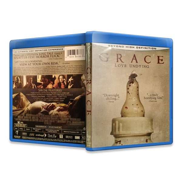 Image of Grace (Blu-ray)