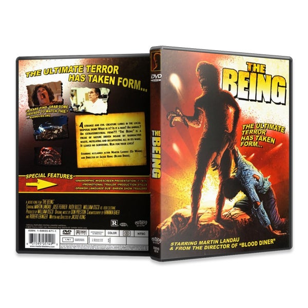 Image of The Being (DVD)