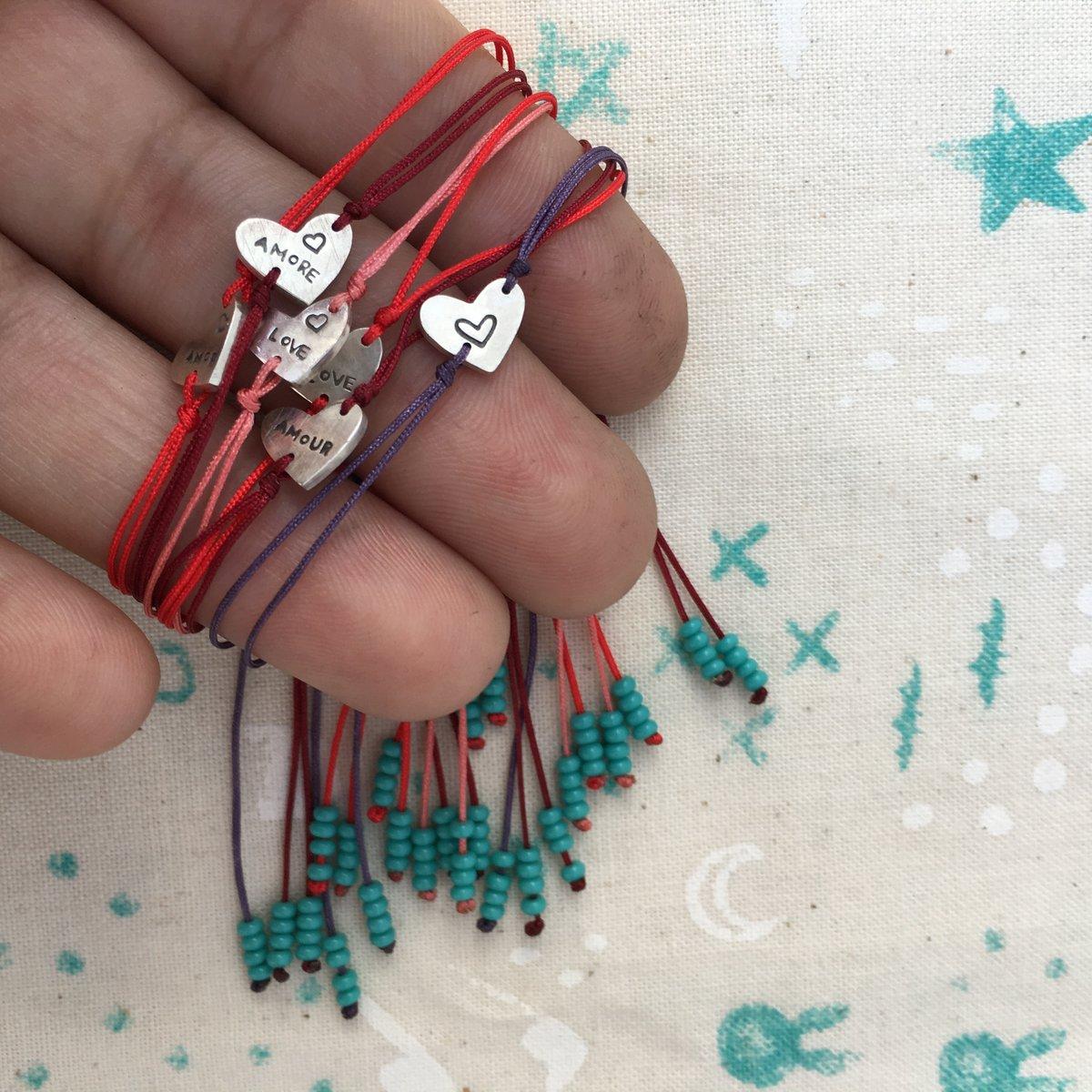Image of heart bracelet