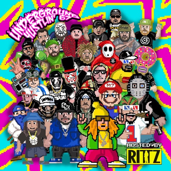 Image of UGH67 Hosted by Rittz Double Disc Set