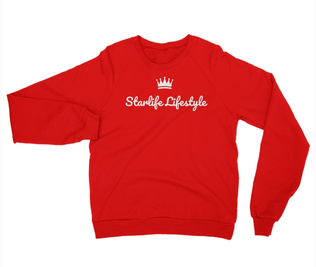 Image of Red Starlife Lifestyle Sweatshirt