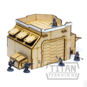 Image of Sci-fi slum bundle